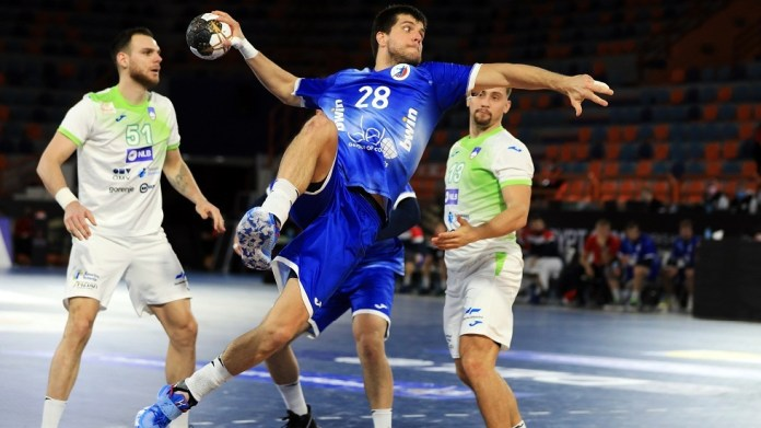 The Russian national team qualifies for the second round of the World Handball Cup