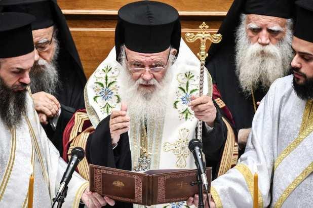 بعد تصريحاته بشأن الإسلام.. رئيس أساقفة اليونان يصدر توضيحا