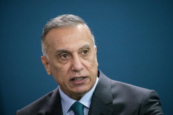 الكاظمي: العراق يرفض أي تهديد أو نشاط إرهابي يستهدف تركيا #RT_Arabic