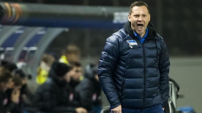 Darday returns to coach Hertha Berlin