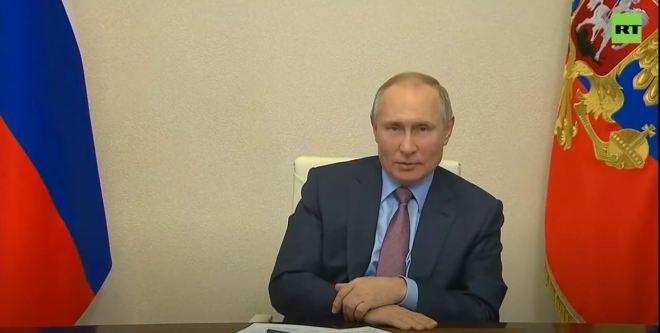 بوتين: لن نتحرك ضد شبكات الإنترنت الأجنبية إلا إذا هاجمت روسيا #RT_Arabic