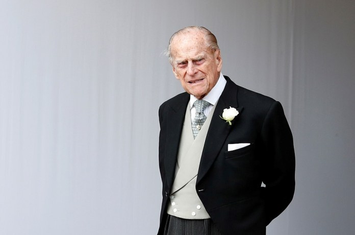 Johnson will not attend Prince Philip's funeral