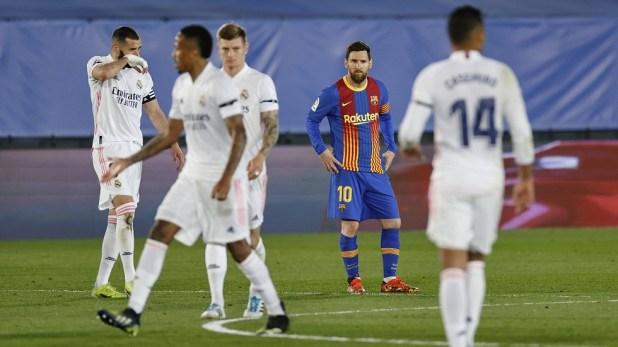 Real Madrid decides