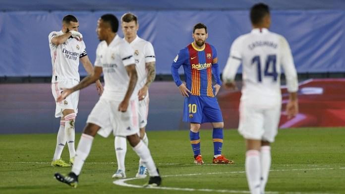 Real Madrid decide