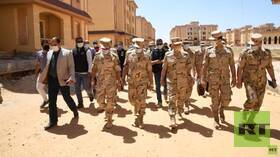 مصر تبني مدينة رفح جديدة تحت حماية الجيش المصري