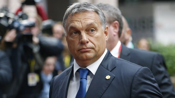 The Prime Minister of Hungary urges the European Union to adopt