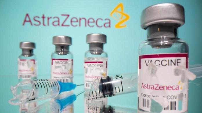 British data: a single dose of a vaccine