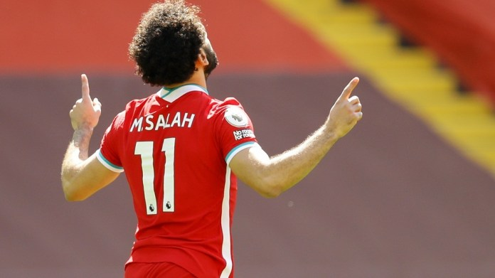 Mohamed Salah competes with 7 stars for the award for the best in the English Premier League