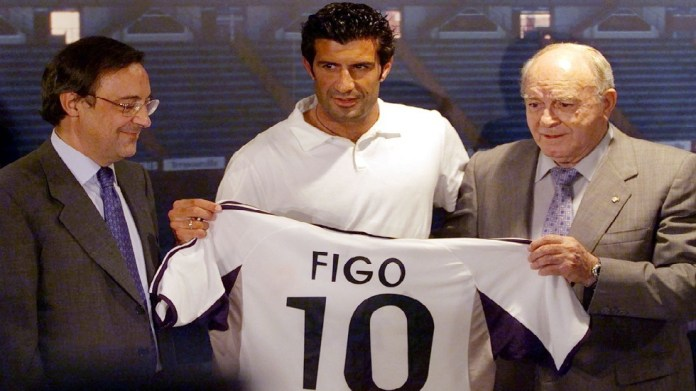 Figo: The president of Real Madrid apologized to me after the recent leaks