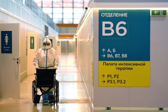 Russia.. Daily injuries to corona exceed 21 thousand, and deaths at a record level