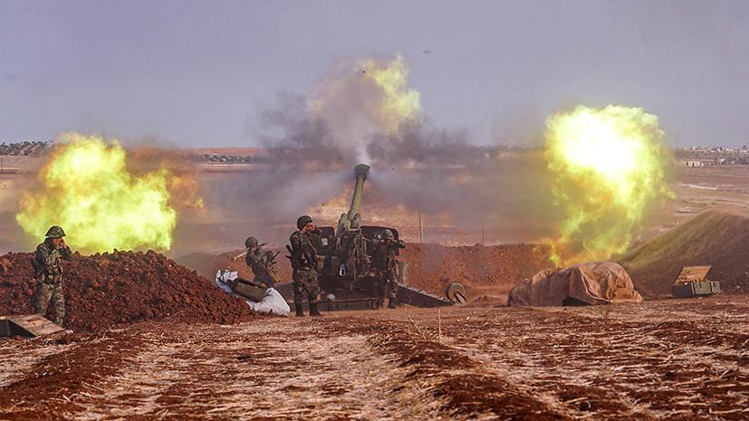 Горючая точка: как США планируют сохранить контроль над нефтяными месторождениями Сирии
