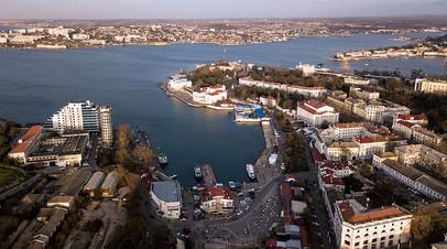 View of Sevastopol