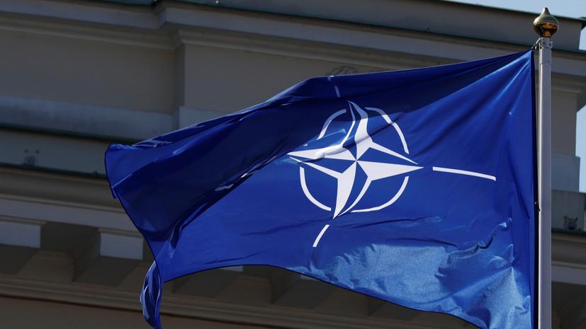 НАТО призвало Россию вести себя хорошо