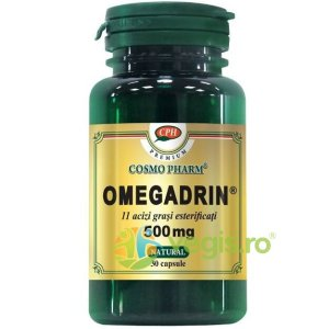 COSMOPHARM Omegadrin Premium 500mg 60cps