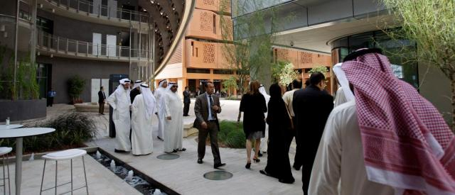 Gulf sovereign wealth funds among world's least transparent