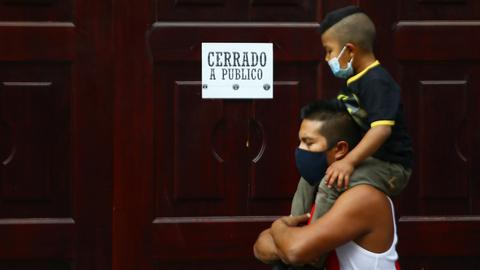 Mexico reports more than 800 new deaths from coronavirus – the latest updates