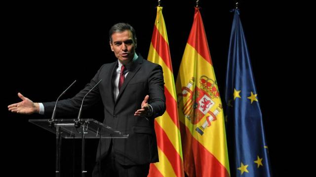Many conservatives say PM Sanchez is motivated mainly by a desire to hold on to power since his minority government relies in part on Catalans to pass legislation in the national parliament.