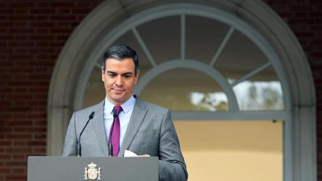 Sanchez has led a minority coalition government formed by his Socialist Party and the anti-austerity United We Can party since January 2020.