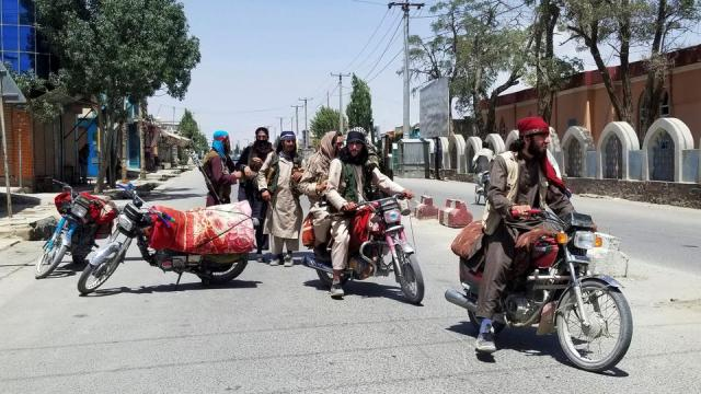Taliban have taken the key city of Herat in a major blow to the President Ghani's effort to keep control over the country.