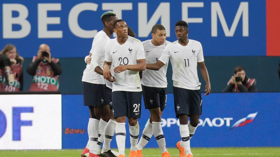 Some, like the quarterback or center, are fairly. Can France Be More Like Its Football Team