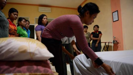 More domestic workers in Singapore means an increase in abuse