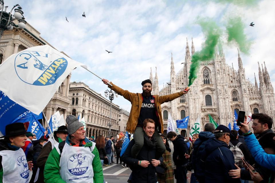 Migrants and refugees in Italy are feeling at risk ever since the far-right deployed a hateful anti-immigrant rhetoric across the country, aiming to make electoral gains in the March 4 general elections.