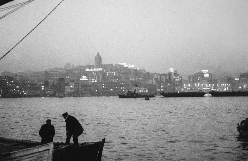 The Golden Horn (undated).