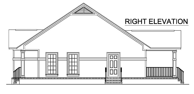 House Plan 59118 at FamilyHomePlans.com