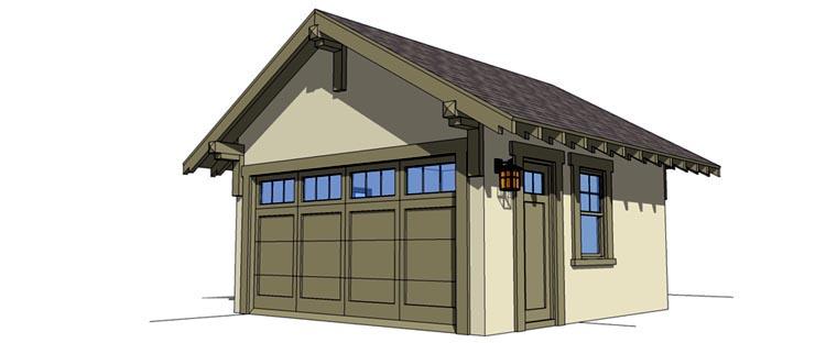 Garage Plan 67587  Photo Gallery  FamilyHomePlanscom