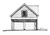 Garage Plan 73828 at FamilyHomePlans.com