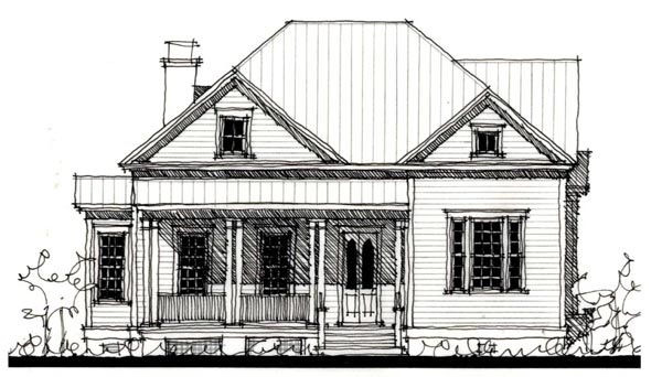 House Plan 73832 at FamilyHomePlans.com