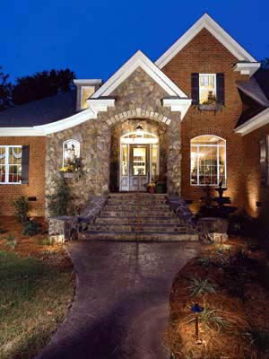 European House Plan 80000 with 3531 Sq Ft 4 Beds 4 Baths