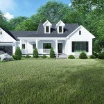 House Plan 82544 One Story Style With 1813 Sq Ft 3 Bed 2 Bath