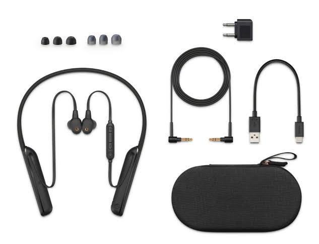 Sony WI-1000Xm2, Earphone Kecil Yang Tangguh