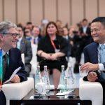 Bill Gates dan Jack Ma Berbicara Covid-19