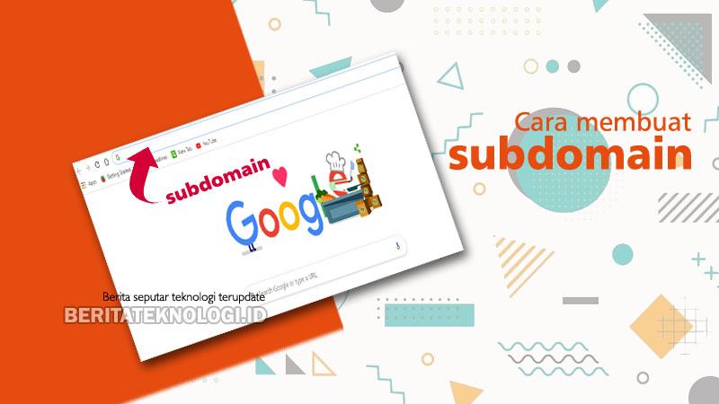 Cara Membuat Subdomain di WordPress