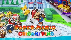 Paper Mario The Origami King,