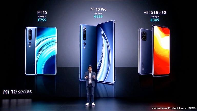 Xiaomi Mi 10 5G Dibekali Layar Dan Kamera Yang Mumpuni
