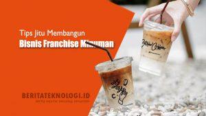 franchise minuman terlaris