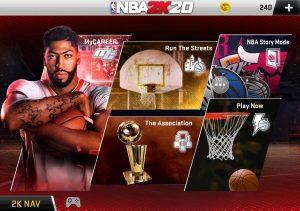Dasar Cerita NBA 2K20 di Mode Terbaru