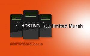 Hosting Unlimited Murah