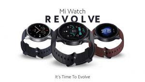 Review Mi Watch Revolve