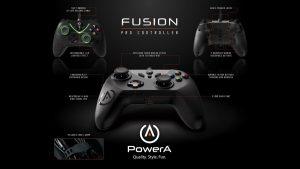 PowerA Fusion