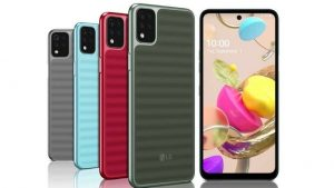 review LG K42