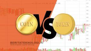 perbedaan token dan coin