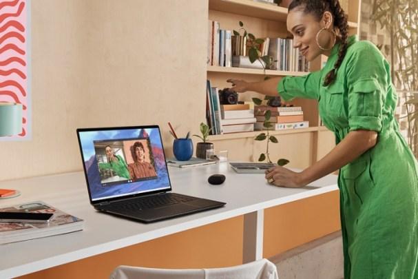 HP Spectre x360 16, Notebook Yang Dibekali Layar Sentuh 4K