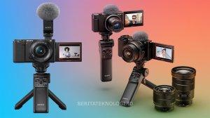 Kamera Sony Alpha ZV-E10 2021