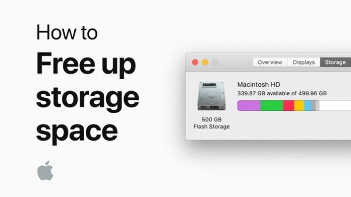Cara Mengosongkan Ruang Disk di Mac Kamu Dengan Mudah