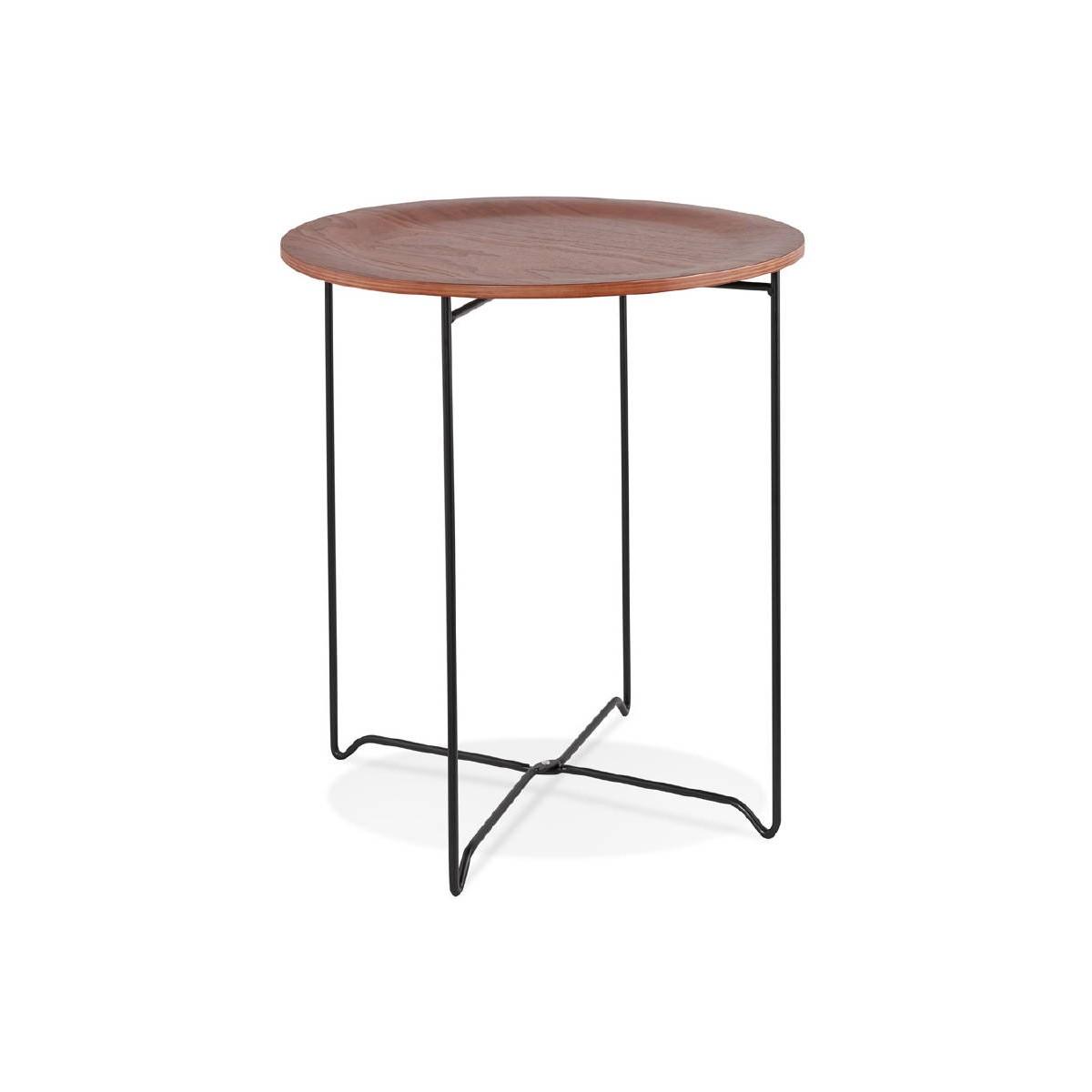 table d appoint bout de canape industriel zack noyer amp story 5677