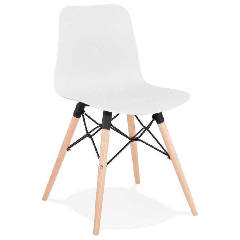 scandinavian design chair candice white chairs